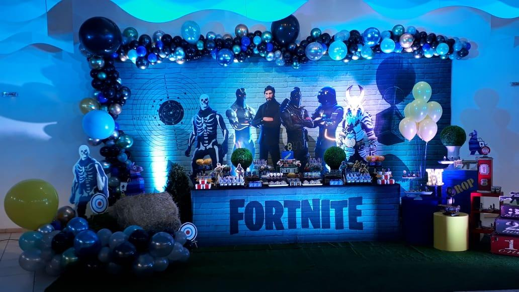 FORTNITE - Sabor e Festa