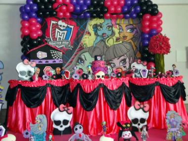 Monster High II - Sabor e Festa