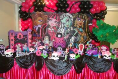 Monster High III - Sabor e Festa