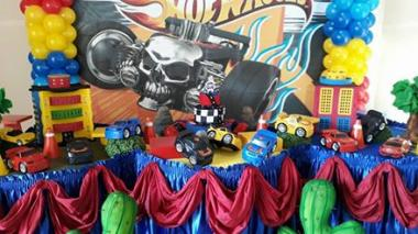 Hot Wheels II - Sabor e Festa