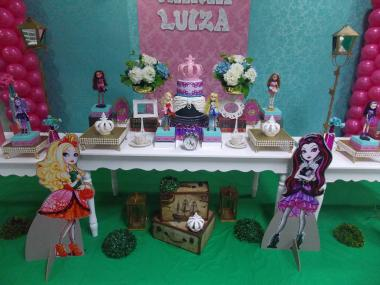 Ever After High - Sabor e Festa